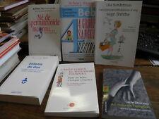 lot de 6 livres sur bébés,les enfants ,fertilité, bébé