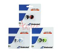Babolat Custom Damp Tennis Vibration Dampeners (Pack of 2)