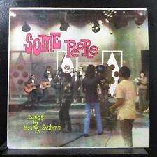 Some People - Songs By Young Sisters LP VG+ Mono Private Philippines Record