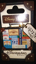 PINS DISNEY DISNEYLAND PARIS : VALISE DES HOTELS DU PARC DISNEYLAND PARIS