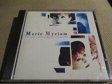 "CD ""TOUT SIMPLEMENT"" Marie MYRIAM / best of 16 titres"
