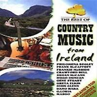 Country Music From Ireland - The Best Of (NEW DVD)