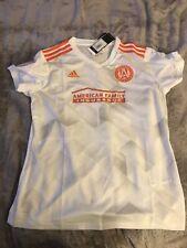 Adidas Atlanta United Fc MLS Soccer Jersey NWT Size Large Womens