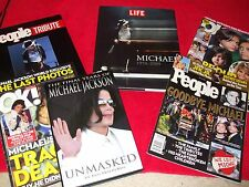 MICHAEL JACKSON ~ COLLECTION OF HIS  MAGAZINE STORYS A MINT/ CLEAN / RARE