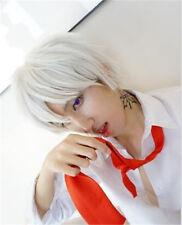 Anime Vampire Knight Zero Kiryuu Cosplay Wig Short + Wig Cap Free Shipping