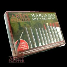 Mega Brush Set Army Painter  Brand New in Box AP-ST5113