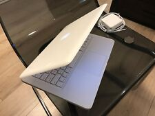 "Apple MacBook White 13"" MC516LL/A 250GB HDD 8GB MAC OS High Sierra 2017. Great!"