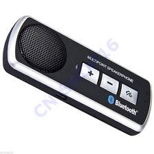 KIT VIVAVOCE BLUETOOTH PER AUTO UNIVERSALE SPEAKER SMARTPHONE TABLET CELLULARE