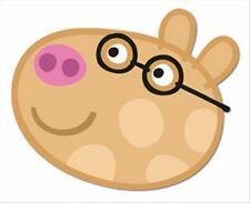 Pedro Poney de Peppa Pig Officiel Amusant CARTE Simple Fête Masque Visage