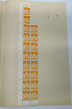 Brierfmarken Allierte Besetzung  8 Pfennig Nr. 78   #Co20R/2