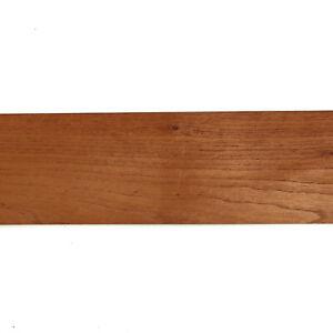 Red Cedar 80cm X 20cm - 2 sheets Wood Veneer
