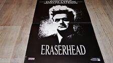 david lynch  ERASERHEAD labyrinth man !  affiche cinema