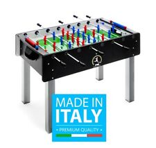 Calciobalilla FAS PRO ITALY NERO Biliardino Calcetto Bigliardino come da BAR