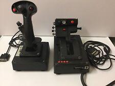 SunCom SFS Flight Controller Joystick with Rare Throttle 8-1100-0004