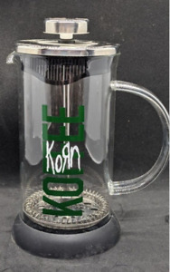 Korn Koffee French Press Collectible 12oz