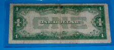 *1928 A $1 Silver Certificate ! FUNNY BACK ! F/VF.COND.! OLD US CURRENCY! FR1601