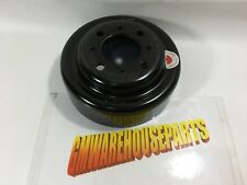 "GM VORTEC 350 5.7 SMOOTH WATER PUMP PULLEY 1.8"" CENTER HUB OPENING GM 12550053"