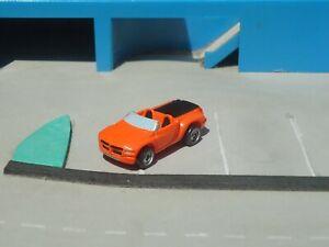 Micro Machines Dodge Sidewinder Concept Car in orange