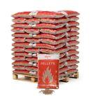 Holzpellets Spark Heizpellets Pellet Brennholz 15kg x 65 Sack 975kg Palette