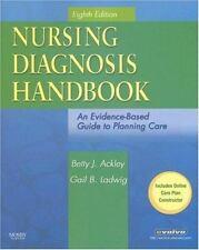 Nursing Diagnosis Handbook: Nursing Diagnosis Handbook : An Evidence-Based Guid…