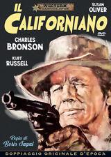 IL CALIFORNIANO  DVD WESTERN