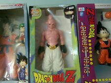 Dragon ball z collectible figure lot