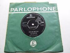 THE BEATLES ORIGINAL 1963 UK 45 CANT BUY ME LOVE  NEAR MINT   MKT TAX CODE