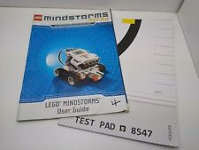 LEGO Mindstorms NXT 2.0 User Guide and Test Pad Manual