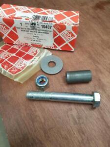 Shock absorber mounting kit, scania. 10437 genuine febi bilstein