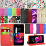 For LG K10 2018  K10 Plus Wallet Leather Case Phone Book Cover + Stylus