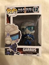 Mass Effect #12 Garrus Funko Pop Vinyl Figure Rare Vaulted