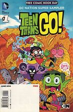 Teen Titans Go! vol.2 issue 1 Excellent condition