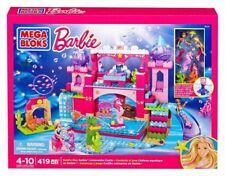 Mega Bloks Barbie's Build-n-Play-Castle 80241