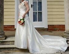 Sottero & Midgley Wedding Dress- size 2 - uk 8