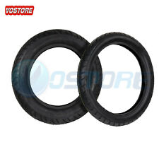 Front & Rear Motorcylce Tires 100/90-19 & 130/90-16 For Harley Sportster 6 PLY