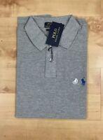 Ralph Lauren Polo T-Shirt Small Pony Short Sleeve Grey size M