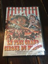 Dvd - Le plus grand cirque du monde - John Wayne - D1