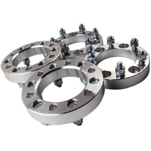 4pc Wheel Spacers Spacer Adapter 6x139.7mm 30mm 6x5.5'' pour Hilux Pajero Ranger