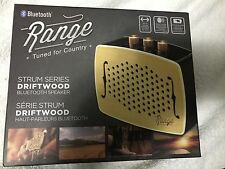 Range Strum Series, BEM Bluetooth Speaker, Tuned for Country Music with Volume,