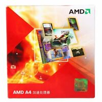 AMD Llano A4 3400 Dual Core 2.7GHz Processor with APU, Socket FM1, HD Graphics C