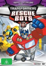 Transformers Rescue Bots - Bot To The Future (DVD, 2015) Region 4 DVD Rated G
