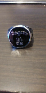 Pagan's  Stainless Steel  Ring Size 12