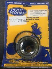 Pivot Works Polaris Rear Wheel Bearing Kit ATV Magnum 325 500 HDS 1999 - 2002