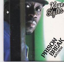 Kaye Styles-Prison Break Anthem cd maxi single cardsleeve