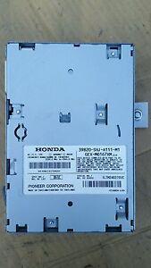 2007-2010 Honda Odyssey XM Satellite Radio Receiver Tunder Module OEM GEXM6167XM