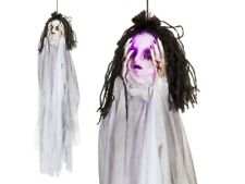 Animated Halloween Decoration Prop Scary SOUND & LIGHT 90cm HORROR PUPPET 2018