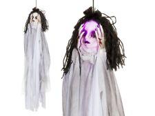 Decoración De Halloween PROPULSOR tenebroso Animada Sonido & Luz 90cm horror marioneta 2018