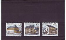 Architecture Luxembourg Stamps