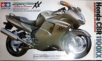 Honda CBR 1100XX Super Blackbird - Tamiya Kit 1:12 14070 - Nuovo
