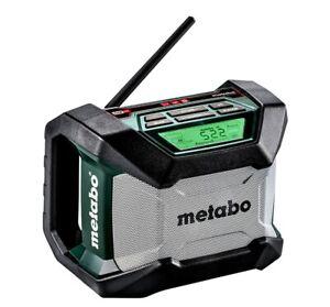 Metabo 12-18v Bluetooth Radio R 12-18 BT